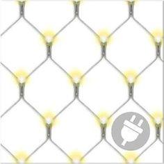 320er LED Lichternetz warm weiß Energiespar Beleuchtung Weihnachten Lichterkette