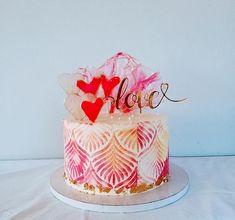 Summer wedding Cake & Co, Cake Art, Wolf Cake, Flamingo Cake, Heart Cakes, Summer Wedding, Cake Decorating, Wedding Cakes, Birthday Cake