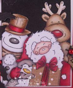 Wishcraft: Festive Friends - Sugar Nellie DT