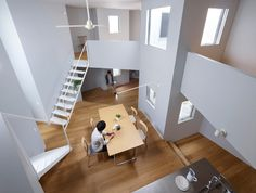 a f a s i a: Suppose Design Office, residential building, hiroshima