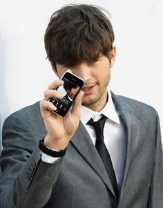 So this is not a book and I am normally not an Ashton Kutcher fan.... but this was a great read! Ashton Kutcher: Has Texting Killed Romance?  - HarpersBAZAAR.com