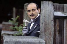 Actor David Suchet Stars in the LWT series 'Hercule Poirot's Casebook'