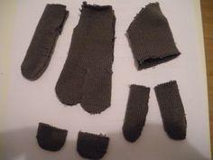 Comment faire un doudou avec un gant gant   TUTO doudou gant 532b2e7217