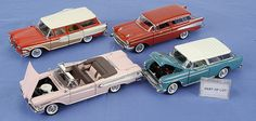 Danbury Mint Diecast Cars | Specialist Diecast & General