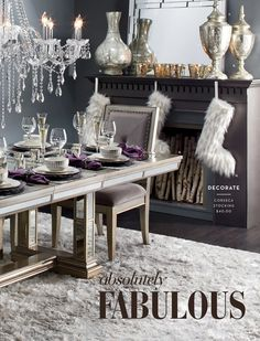 Generous spirit, a passion for home, bringing people together – this is at the heart of what we do. In celebration of decorating, we've created vibrant collections that promise a happy holiday home. This season, we bring beauty to entertaining, reveal gracious gifts, and inspire connections. We raise our glass to you. Clink!