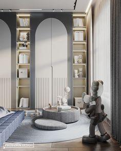 Wardrobe Room, Wardrobe Design Bedroom, Bedroom Furniture Design, Interior Design Living Room, Bedroom Decor, Luxury Kids Bedroom, Bedroom Corner, Kids Room Design, Luxurious Bedrooms