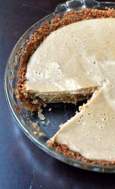 Coconut Sweet Potato Pie + True to Your Roots cookbook GIVEAWAY
