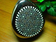 Pillbox Polymer Zebra Mosaic 3 compartments. $25.95, via Etsy.