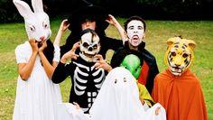 Enfants costume Halloween