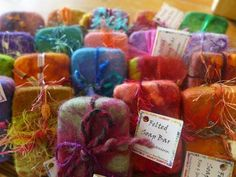 Our Natural Soap has been hand felted here in Marlborough using pure merino wool to produce this wonderful and lightly exfoliating felted soap bar. Birthday Wishes, Birthday Gifts, Happy Birthday, Felted Soap, Cute Nail Designs, Pinterest Blog, Handmade Soaps, Bar Soap, Wool Felt