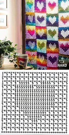 Transcendent Crochet a Solid Granny Square Ideas. Inconceivable Crochet a Solid Granny Square Ideas. Crochet Motifs, Crochet Blocks, Granny Square Crochet Pattern, Crochet Diagram, Crochet Stitches Patterns, Crochet Chart, Crochet Granny, Doily Patterns, Crochet Squares