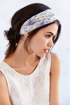 Bella Super-Wide Headwrap