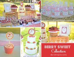 Belva June: Strawberry Party Sneak Peek!