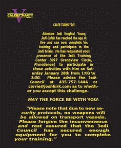 I see the desperate feeling of being so alone star wars party star wars party invitations stopboris Choice Image
