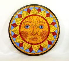 sol em mosaico sun in mosaic schandra dibujos para mosaicos pinterest fotos y mosaicos. Black Bedroom Furniture Sets. Home Design Ideas