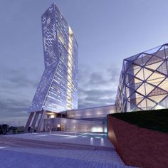 Turkey Ministry of Transport Maritime Affairs Communication Building by Ven Architecture   TriptoD.com