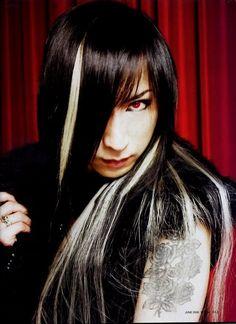 Asagi. Vocals. D.