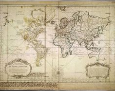 Sam phillips phillipssam003 on pinterest england and ireland old world map antique world by mapsandposters gumiabroncs