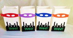 Ninja+Turtle+Party+bags+12+count+TNMT+Teenage+Mutant+by+JazzyBug,+$23.99