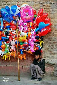 Color of Pakistan, Selling Happiness,