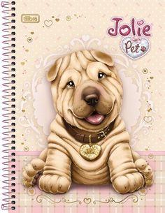 jolie-pet-cachorrinho-jolie-tilibra,Pets da boneca Jolie – tilibra