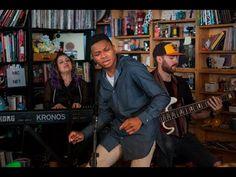 Gallant NPR Tiny Desk Concert 2016