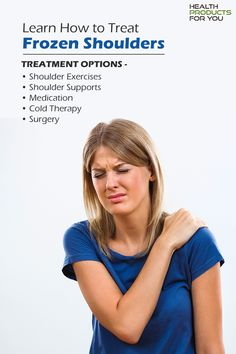 Learn How to Treat Frozen Shoulders Health And Nutrition, Health Tips, Health And Wellness, Health And Beauty, Health Fitness, Shoulder Replacement Surgery, Frozen Shoulder Treatment, Makeup Tips To Look Younger, Neck Pain Relief