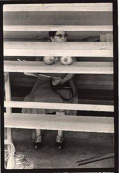 Elliott ERWITT :: Managua, Nicaragua, 1957