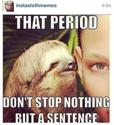 sloth memeI'm dying right now. LMAO - Ewww Meme - sloth memeI'm dying right now. LMAO The post sloth memeI'm dying right now. LMAO appeared first on Gag Dad. Funny Shit, Funny Cute, The Funny, Funny Stuff, Funny Memes, Funny Things, Random Stuff, Stupid Stuff, Bad Memes