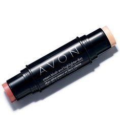 Avon Cream Blush and Highlighter Duo Brand New