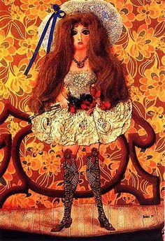 Ramona adolescente (1975), de Antonio Berni