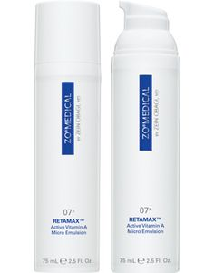 ZO Medical Retamax.  Active Vitamin A Micro Emulsion.  Helps reverse signs of aging and aids in prevention of future damage.