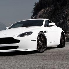 Dropped Aston Martin