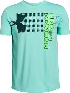 cbb0cb09a Under Armour Boys' Crossfade T-Shirt, Size: Medium, Blue Under Armour