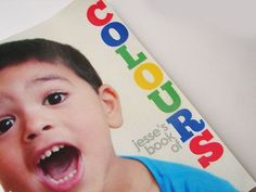 Jesses's Book of Colors