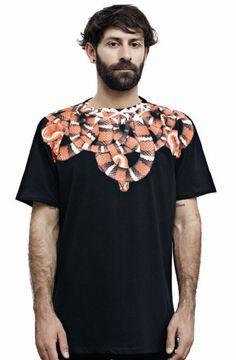 MOON t-shirt - MARCELO BURLON COUNTY OF MILAN