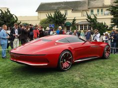 #TBT video  That time I interviewed #Mercedes advanced design studio chief on the #Maybach 6 concept at Pebble Beach > http://www.formtrends.com/vision-mercedes-maybach-6-design-explained/