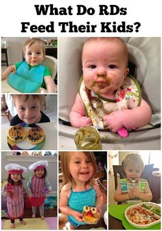 What Registered #Dietitians Feed Their Kids: Part 2 The Lean Green Bean