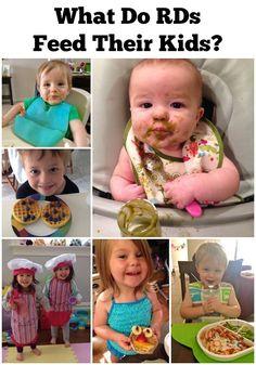 What Registered #Dietitians Feed Their Kids: Part 2 The Lean Green Bean