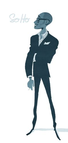 The Art of Bobby Pontillas: SoHo, Broadway & Prince St