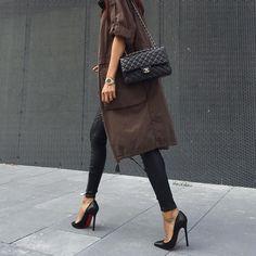 "Vola Udabe Randri on Instagram: ""S t r e e t . s t y l e #aninebing leather…"
