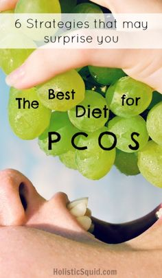 The Best Diet for PCOS - 6 Strategies that May Surprise You - Holistic Squid