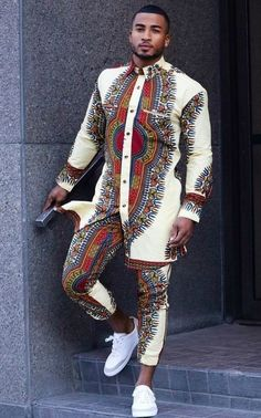 Africa Fashion 857232110310256823 - Cool African Men's Clothing Ideas You Can Try – Fashion & Style Ideas Source by chopindidier African Fashion Designers, African Inspired Fashion, African Print Fashion, Africa Fashion, African Fashion Dresses, African Fashion Menswear, Ghana Fashion, African Clothing For Men, African Shirts