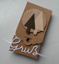 Haus voller Ideen: Wir haben eine Gewinnerin! Merci Chocolate, Box Packaging, Stampin Up, Blog, Gift Wrapping, Gifts, Punch, Paper, Special Gifts