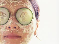 Here are 14 homemade facials and masks ... All natural and really awesome!!!   First one shown here is .... Save face with a honey, apple cider vinegar, and oatmeal mask designed to target imbalanced complexions.
