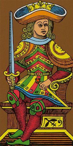 OW- Schwerter 14 - König