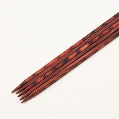 "Knitter's Pride Cubics Double Pointed Needles 6"" - man do I NEED these!"