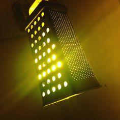 Luminária 'QG Nipônico'