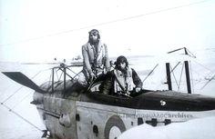 Fairey IIIF at Faliron  photo :Νεκτάριος Τριαντάφυλλος