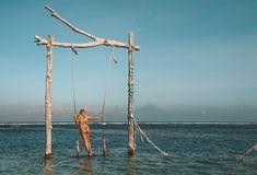 Gili Trawangan, Bali Gili Trawangan, Wind Turbine, Bali, Photo And Video, Instagram